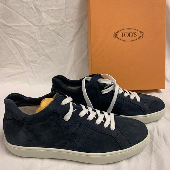 Tod's Other - Tods Men Nubuck Sneaker XXM0UN0L8005IPU806 (6)